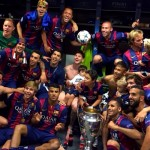LE BARCA, CHAMPION D'EUROPE ! - Fc-Barcelone.com