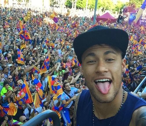 Neymar, «pas pressé de gagner le Ballon d'Or» - Fc-Barcelone.com