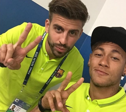 Piqué: «Nous avons une super équipe» - Fc-Barcelone.com