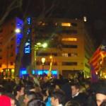 50.000 personnes à Canaletas - Fc-Barcelone.com