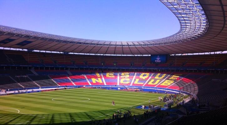Plus de 30.000 supporters du Barça ce soir - Fc-Barcelone.com