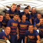 Début de la tournée américaine - Fc-Barcelone.com