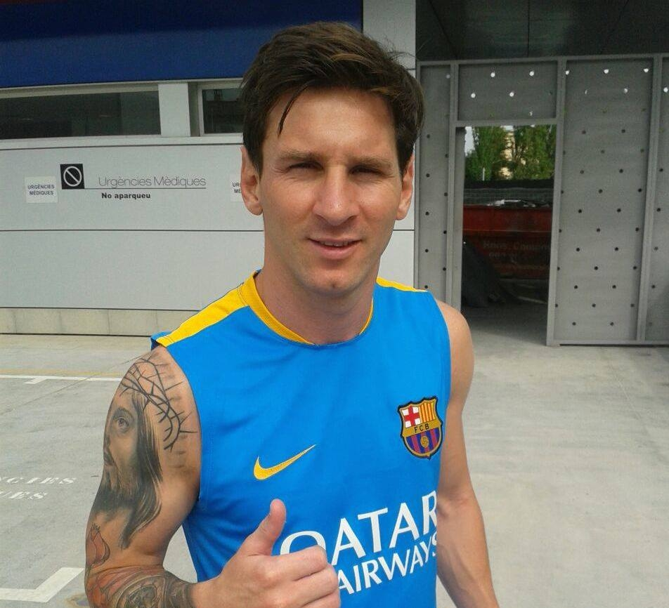 Messi de retour contre le Celta - Fc-Barcelone.com