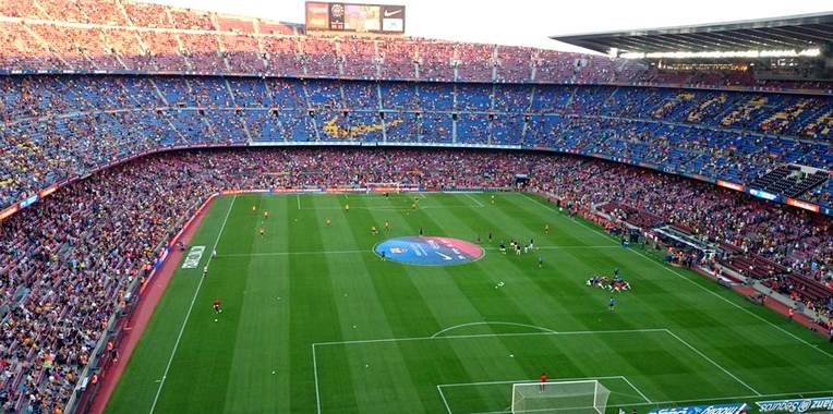 Le Barça brille contre le Rayo - Fc-Barcelone.com