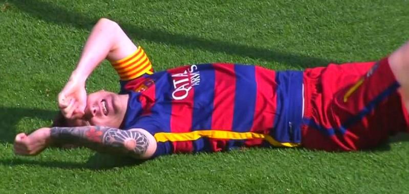 Messi, incertain pour le match de samedi - Fc-Barcelone.com