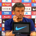 Luis Enrique: « Heureusement, Messi va bien » - Fc-Barcelone.com