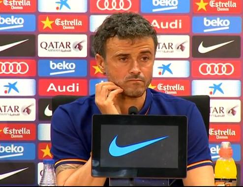 Luis Enrique, nouveau sélectionneur de l'Espagne - Fc-Barcelone.com