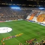 Coup d'arrêt pour le Barça (1-1) - Fc-Barcelone.com