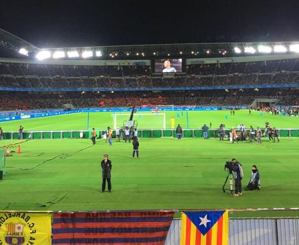Le Barça en finale ! - Fc-Barcelone.com