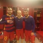 Vidal et Turan débutent avec le Barça - Fc-Barcelone.com