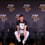 Messi : «L'année 2015 a été merveilleuse» - Fc-Barcelone.com