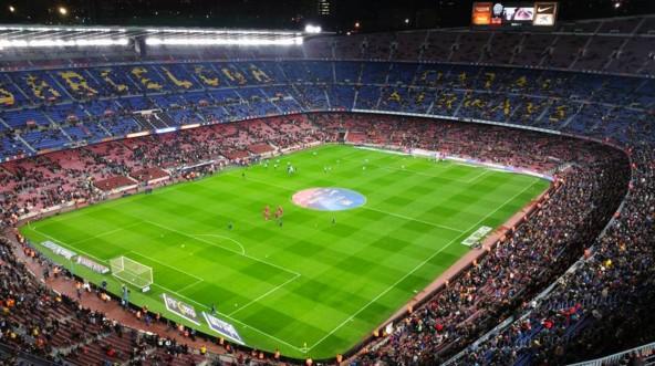 Le Barça en demi-finales ! - Fc-Barcelone.com