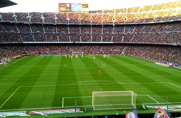 Le Barça étrille Grenade au Camp Nou - Fc-Barcelone.com