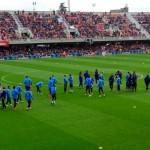 Le Barça s'entraîne devant son public - Fc-Barcelone.com