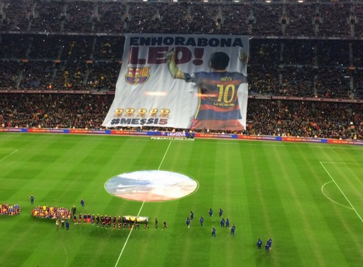 Trop facile pour le Barça contre l'Athletic (6-0) - Fc-Barcelone.com
