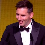Messi remporte le Ballon d'Or - Fc-Barcelone.com