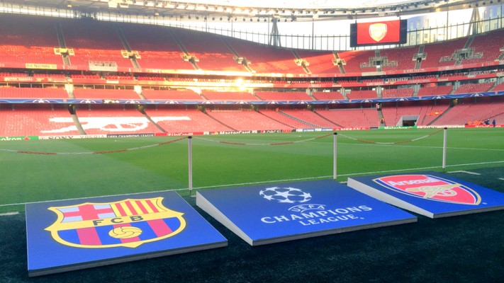 Rencontre arsenal vs barcelone