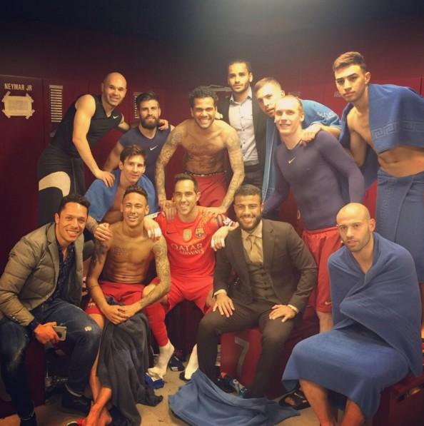 Une victoire d'équipe - Fc-Barcelone.com
