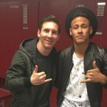 Réunion Neymar-PSG - Fc-Barcelone.com
