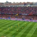 Le Barça, éliminé sans les honneurs - Fc-Barcelone.com