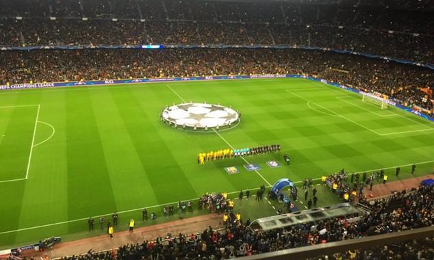 Le Barça prend une courte option (2-1) - Fc-Barcelone.com