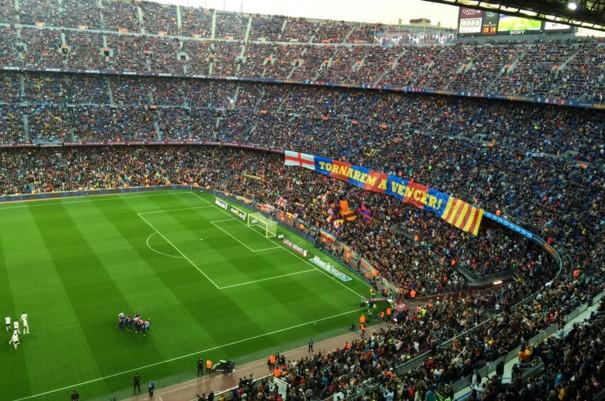 Le Barça s'habitue à la défaite… 1-2 - Fc-Barcelone.com