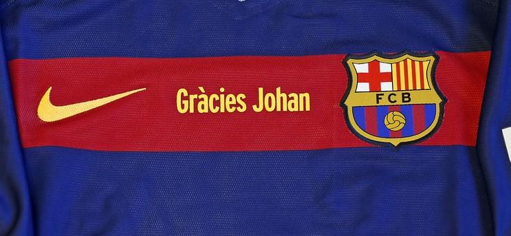 Le maillot du Clasico - Fc-Barcelone.com