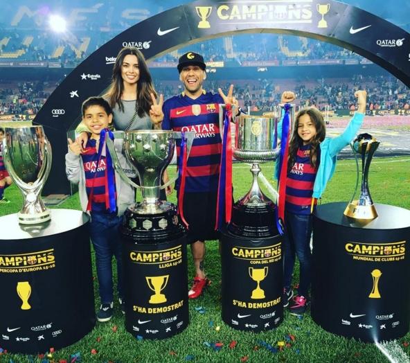 Fête au Camp Nou ! - Fc-Barcelone.com