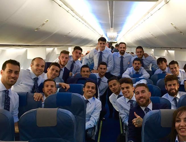 L'Espagne en route pour l'Euro - Fc-Barcelone.com