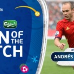 Iniesta, homme du match ! - Fc-Barcelone.com