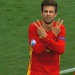 Piqué délivre l'Espagne (1-0) - Fc-Barcelone.com