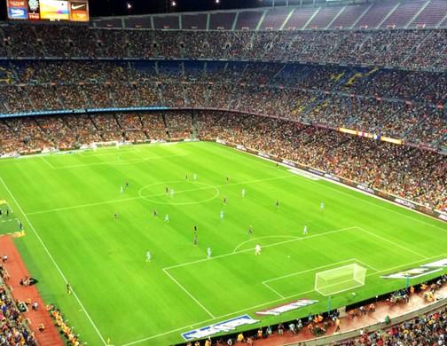 Le Barça remporte le Gamper (3-2) - Fc-Barcelone.com