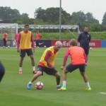 Beaucoup de joueurs ont repris l'entraînement - Fc-Barcelone.com