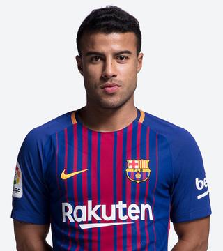 Maillot Domicile FC Barcelona Rafinha