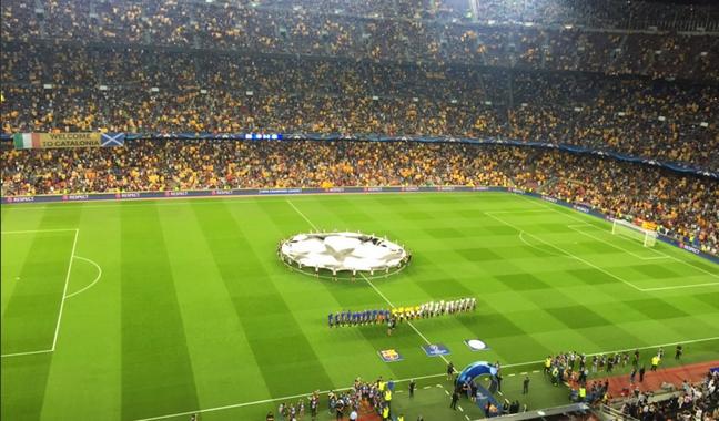 Le Barça atomise le Celtic Glasgow (7-0) - Fc-Barcelone.com