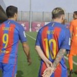 Lionel Messi reprend l'entraînement - Fc-Barcelone.com