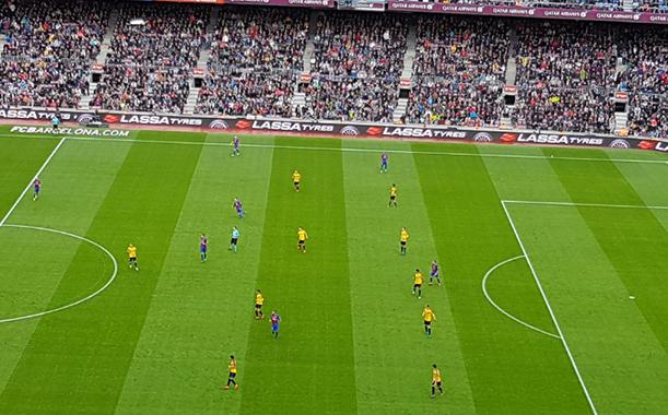 Le Barça n'y arrive pas contre Malaga (0-0) - Fc-Barcelone.com