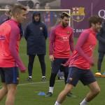 Messi dans le groupe contre le Celtic - Fc-Barcelone.com