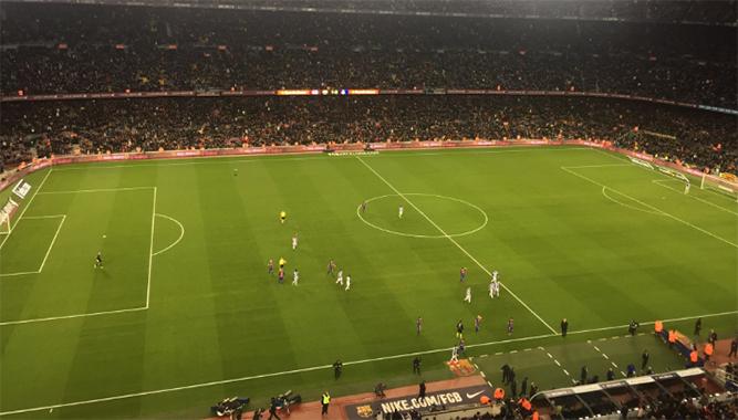 Le derby pour le Barça (4-1) ! - Fc-Barcelone.com