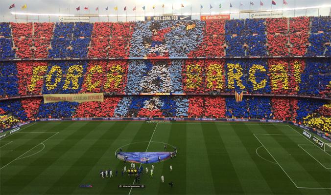 Un Clasico sans vainqueur au Camp Nou (1-1) - Fc-Barcelone.com