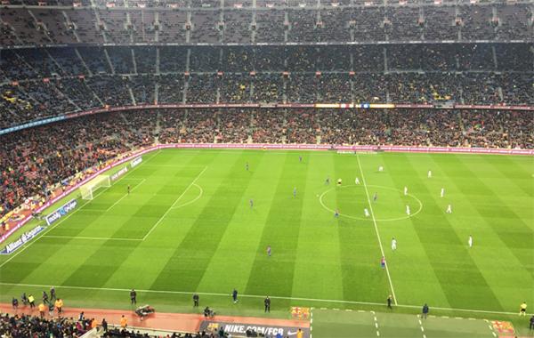 Le Barça en demi-finale ! - Fc-Barcelone.com