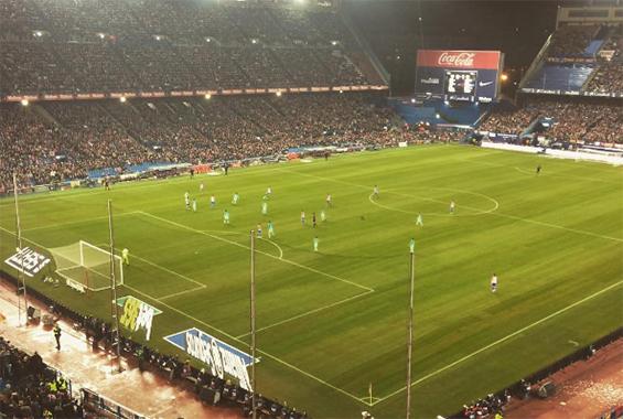 La première manche pour le Barça (1-2) ! - Fc-Barcelone.com