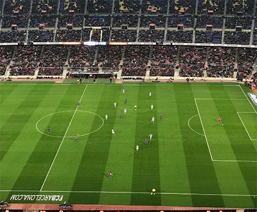Le Barça se sauve d'un nouveau fiasco (2-1) - Fc-Barcelone.com