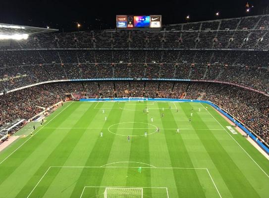 Guardiola ''triste''pour le départ de Luis Enrique — Barça