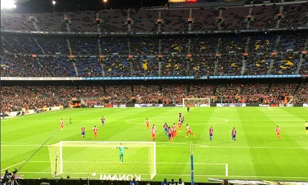 Festival de buts contre le Sporting Gijón (6-1) ! - Fc-Barcelone.com