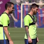 Reprise des activités à Can Barça - Fc-Barcelone.com
