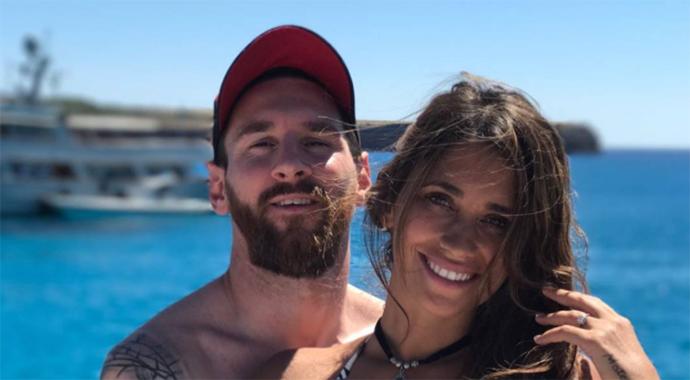 Les vacances de Messi et Suarez - Fc-Barcelone.com
