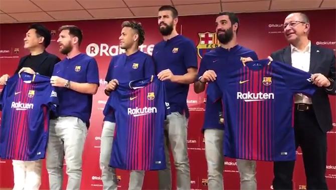Messi : «L'objectif est de tout gagner» - Fc-Barcelone.com