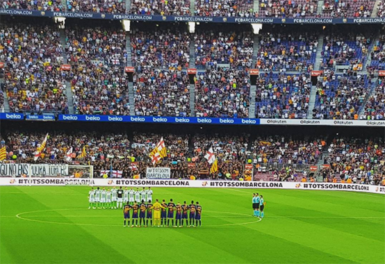 Le Barça rassure en Liga (2-0) - Fc-Barcelone.com