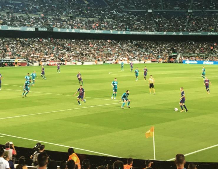 Un Clasico raté pour le Barça (1-3) - Fc-Barcelone.com